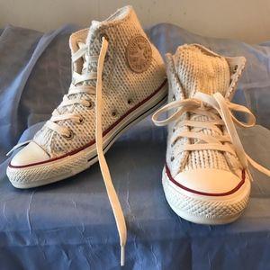 Converse Chuck Taylor Winter Knit High Tops